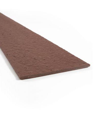 Multi-Edge ECO Recht 2m, bruin - cortenlook 20cm