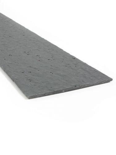 Multi-Edge ECO Recht 2m, grijs 20cm