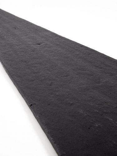 Multi-Edge ECO Recht 2m, zwart 20cm