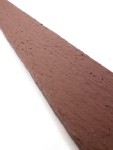 Multi-Edge ECO Recht 2m, bruin - cortenlook 10cm