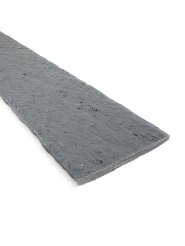 Multi-Edge ECO Recht 2m, grijs 10cm