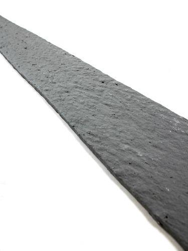 Multi-Edge Recht 2m, grijs detail