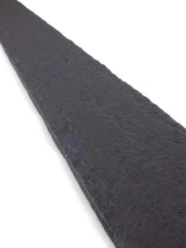 Multi-Edge ECO Recht 2m, zwart 10cm