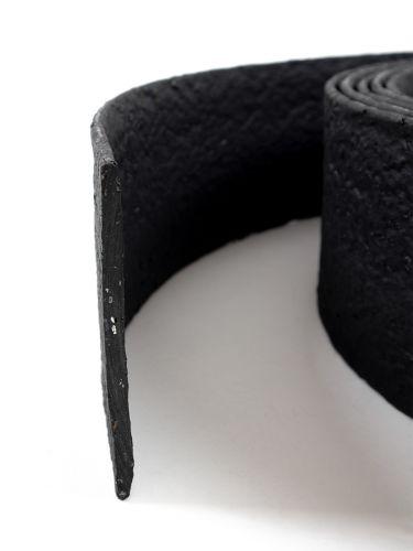 Multi-Edge ECO borderrol 10m lengte, 14cm hoogte, kleur zwart