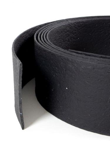 Multi-Edge ECO borderrol 10m lengte, 20cm hoogte, kleur zwart