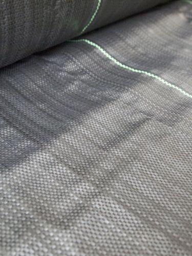 anti-worteldoek detail doek